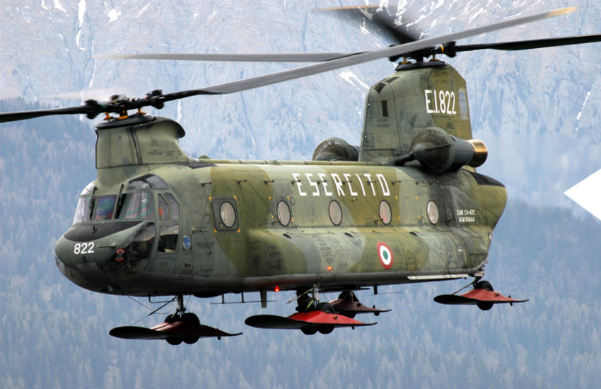 Armor Protection Systems for Helicopter Systems
